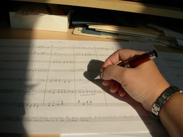Composing Away